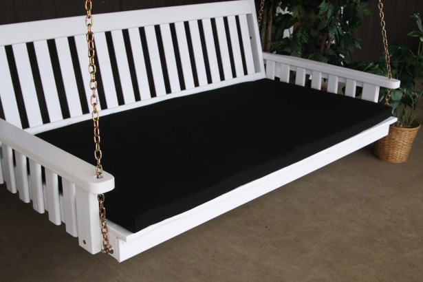Indoor/Outdoor Bench Cushion Size: 45