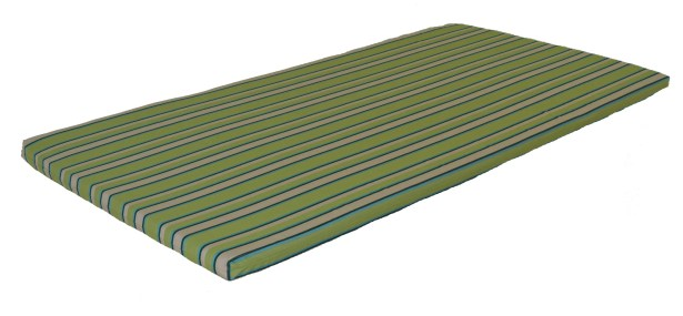 Indoor/Outdoor Bench Cushion Size: 68