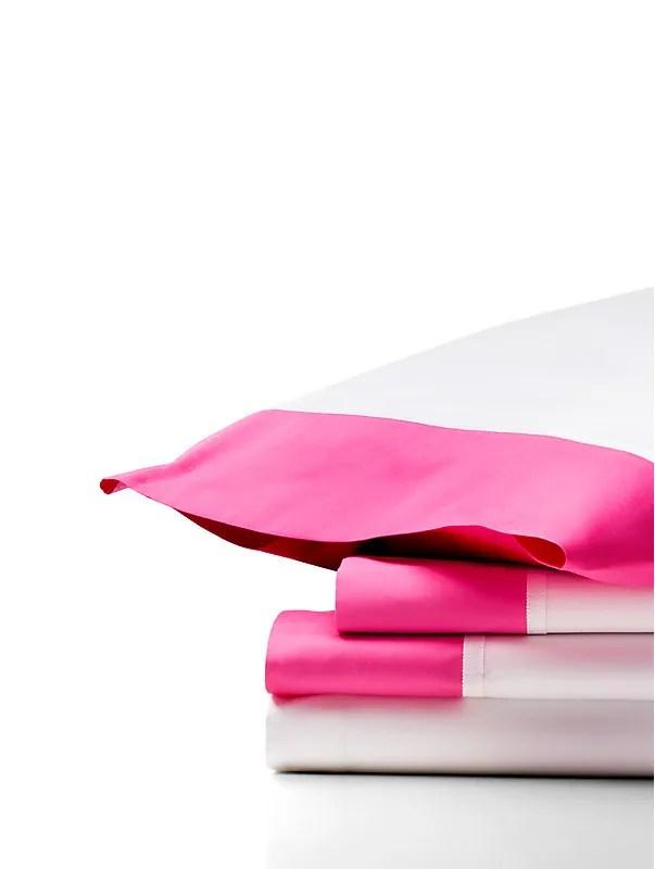 Grace Sheet Set Size: King, Color: Pink