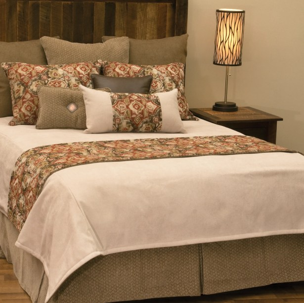 Padelsky Bed Skirt Size: King