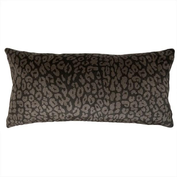 Bengal Exotic Pillow Size: 22