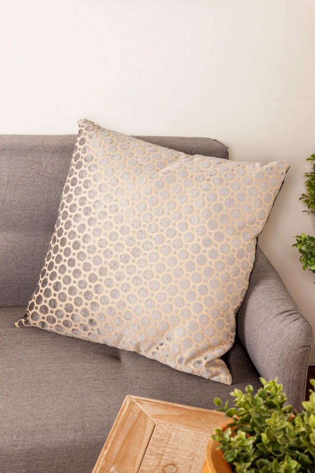 Acrodectes Modern Pillow Cover Size: 24
