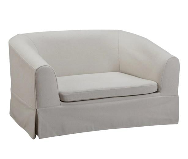 Molly Dog Sofa Color: Beige