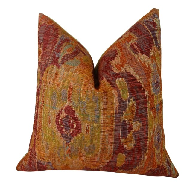 Montemayor Ikat Luxury Sofa Pillow Size: 18