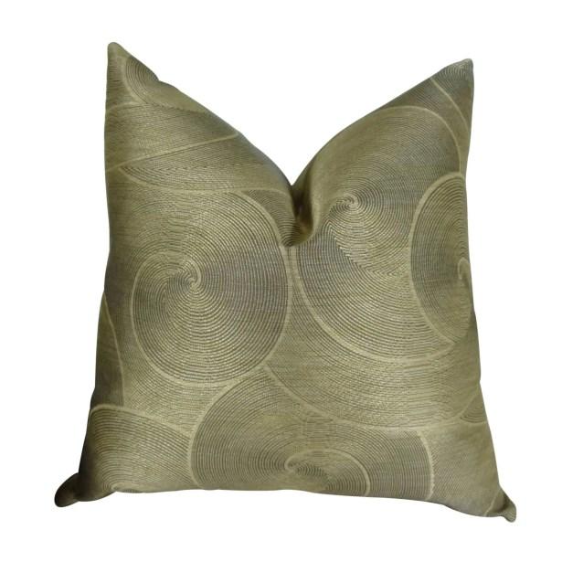 Jorgenson Muted Pewter Stardust Luxury Pillow Size: 20