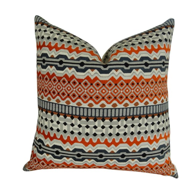 Pinero Luxury Pillow Fill Material: H-allrgnc Polyfill, Size: 26