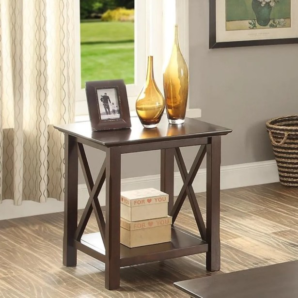Parkerson Visually Intriguing End Table