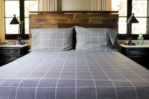 Catt Grid 400 Thread Count Sheet Set Size: Twin