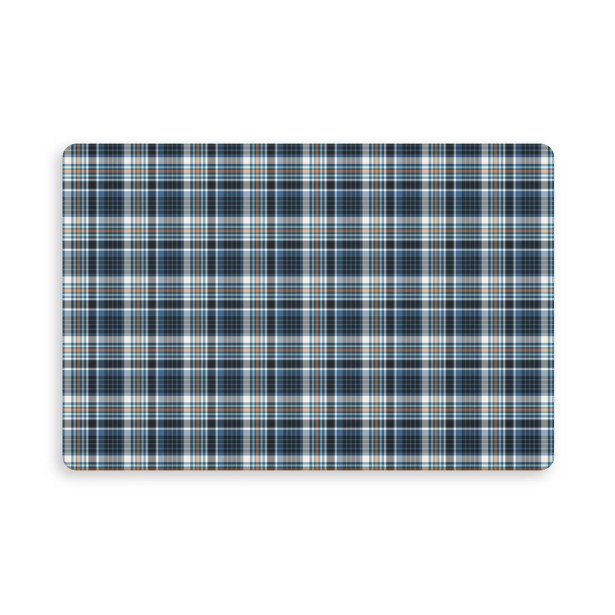 Hogan Rosner Plaid Indoor/Outdoor Doormat Mat Size: Rectangle 2'6