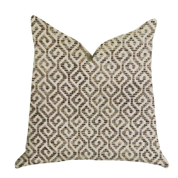 Gilleland Shades Maze Luxury Pillow Size: 20