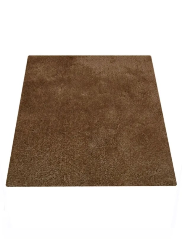 Ry Hand-Tufted Brown Area Rug