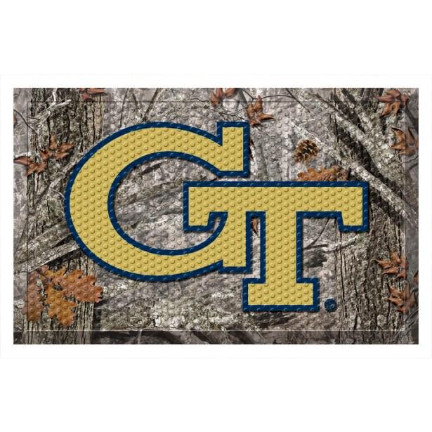 Georgia Tech Doormat