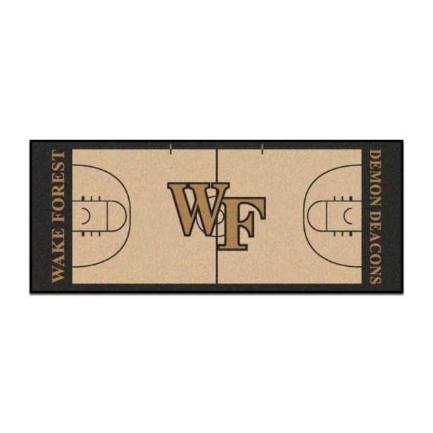 Wake Forest University Doormat