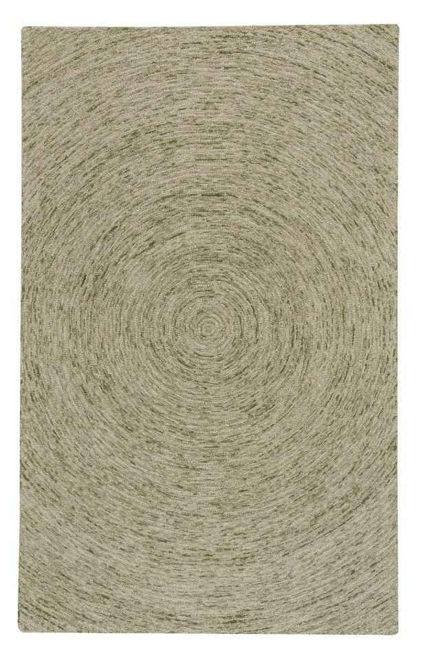 Eberlein Hand-Tufted Wool Beige Area Rug Rug Size: Rectangle 5' x 8'