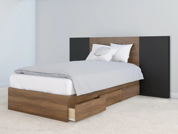 Mckean Storage Platform Bed Size: Twin