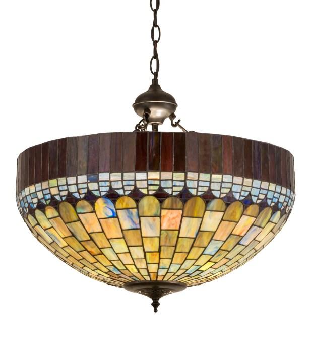 Noren 3-Light Bowl Pendant