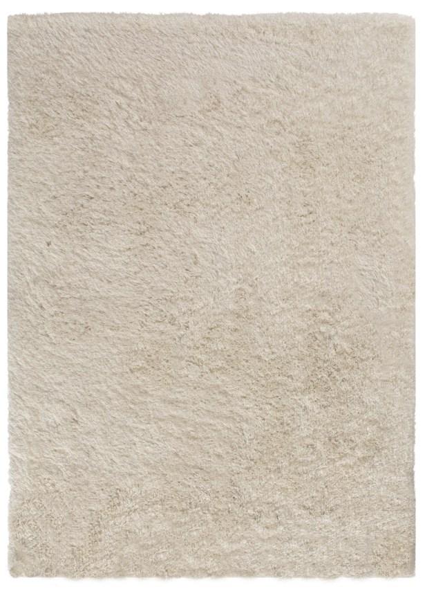 Ramhit Shag Ivory Area Rug Rug Size: Rectangle 7'6