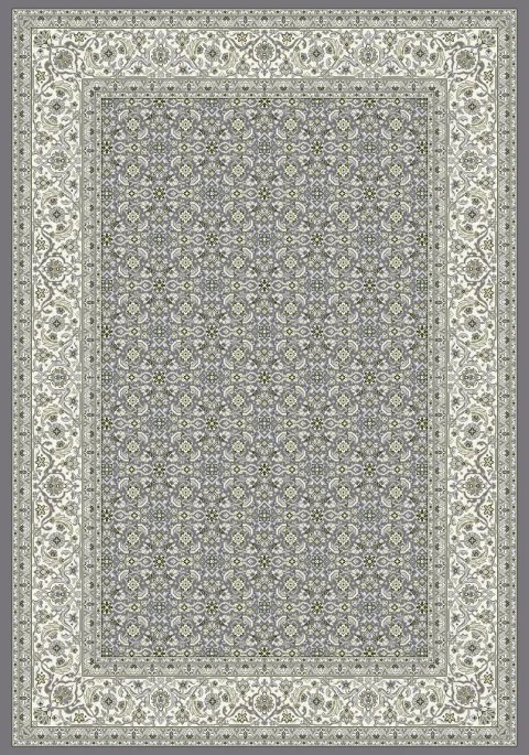 Attell Gray Area Rug Rug Size: Rectangle 9'2
