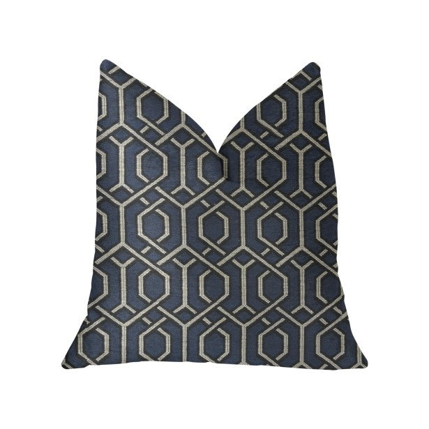 Caverly Luxury Throw Pillow Size: 20