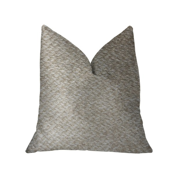 Lipinski Luxury Throw Pillow Size: 16