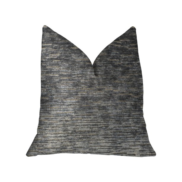 Lehner Luxury Throw Pillow Size: 18