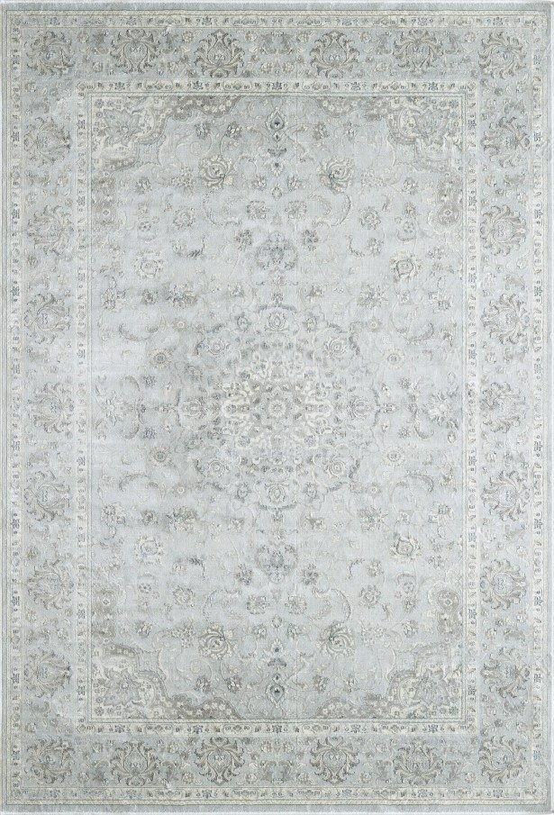 Whyalla Light Gray Area Rug Rug Size: Rectangle 5'3