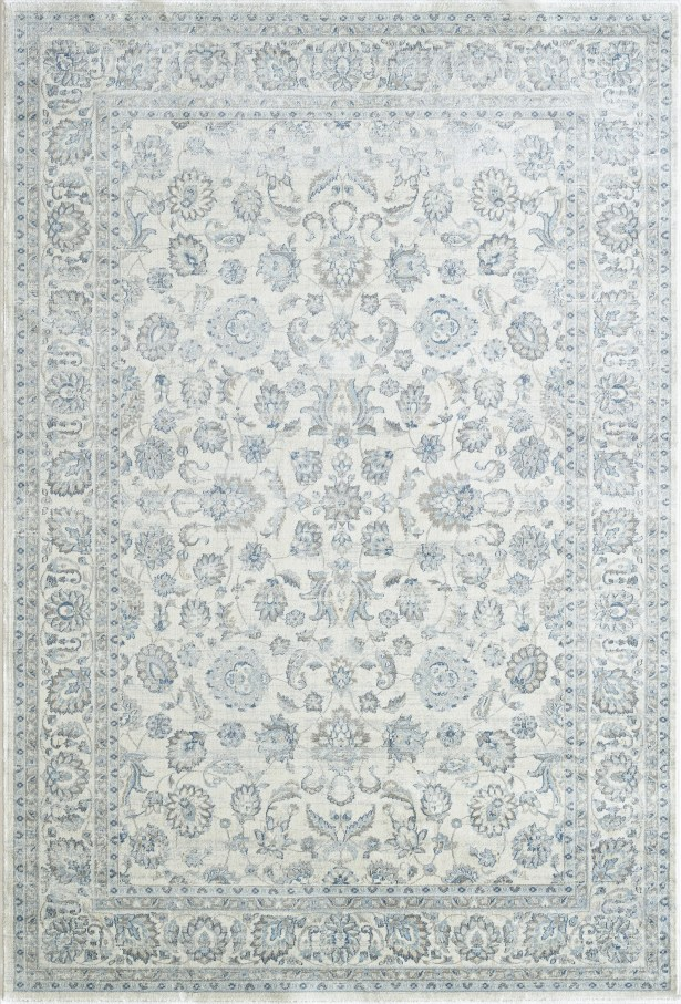 Whyalla Cream Area Rug Rug Size: Rectangle 9'2