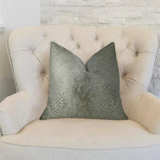 Gantt Handmade Luxury Pillow Size: 20