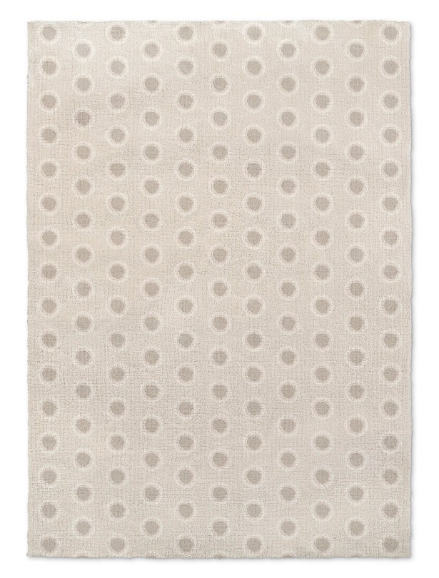 Hartin Ivory Area Rug Rug Size: Rectangle 5' x 7'