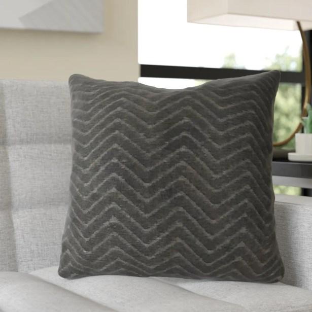 Westbroek Luxury Throw Pillow Size: 12