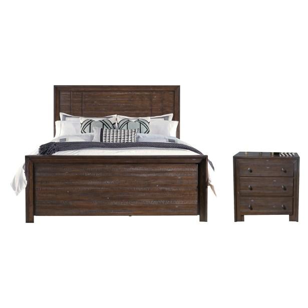 Van Reipen Platform Configurable Bedroom Set