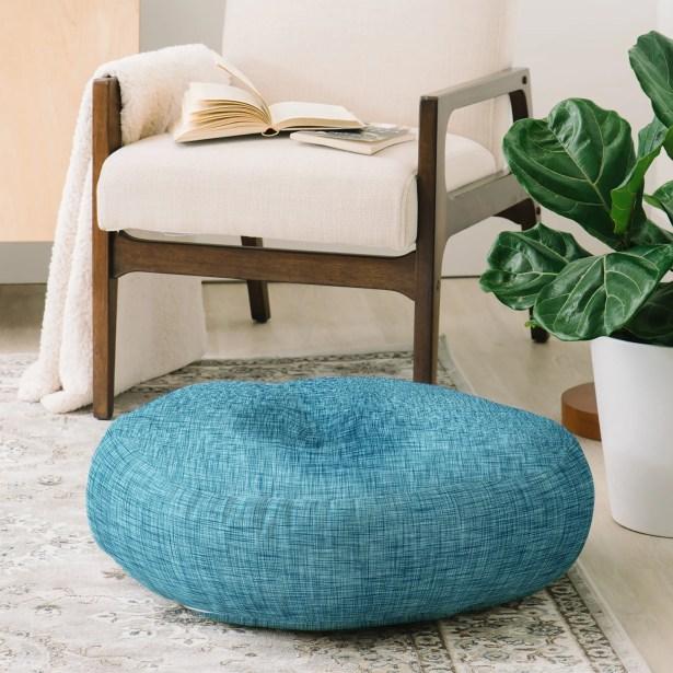 Holli Zollinger Floor Pillow