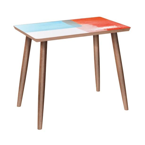 Fairhill End Table Color: Walnut