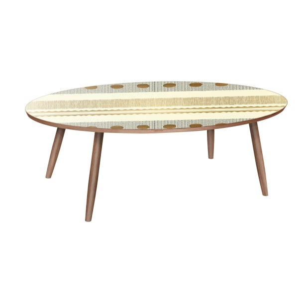 Umstead Coffee Table Color: Walnut