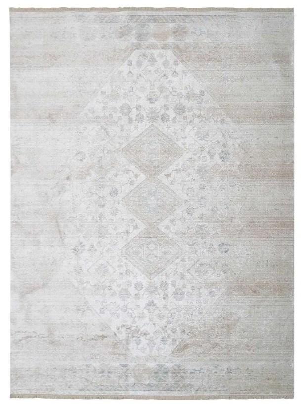 Chauncy Crossweave Gray/Cream Area Rug Rug Size: Rectangle 8' x 10'