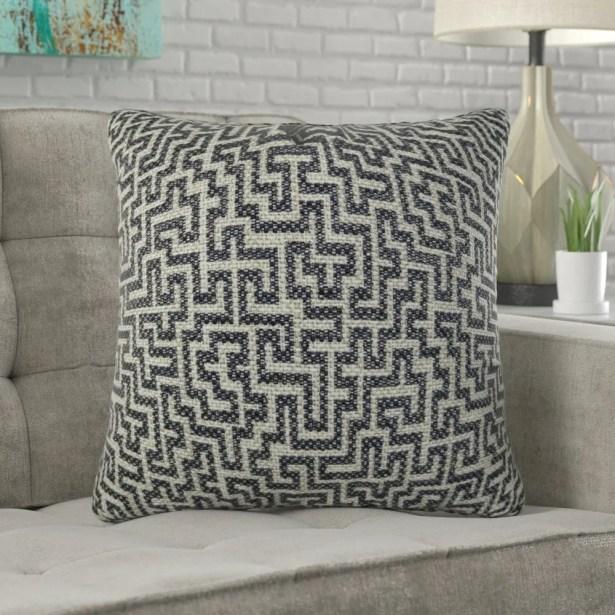 Mckinnie Luxury Pillow Fill Material: H-allrgnc Polyfill, Size: 20