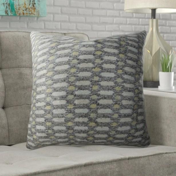Cadiz Handmade Luxury Pillow Size: 20