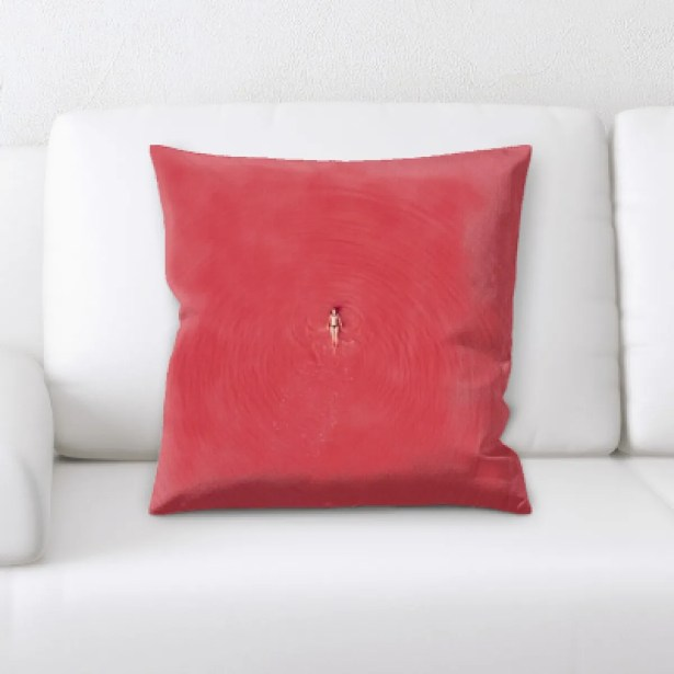 Lake (145) Throw Pillow