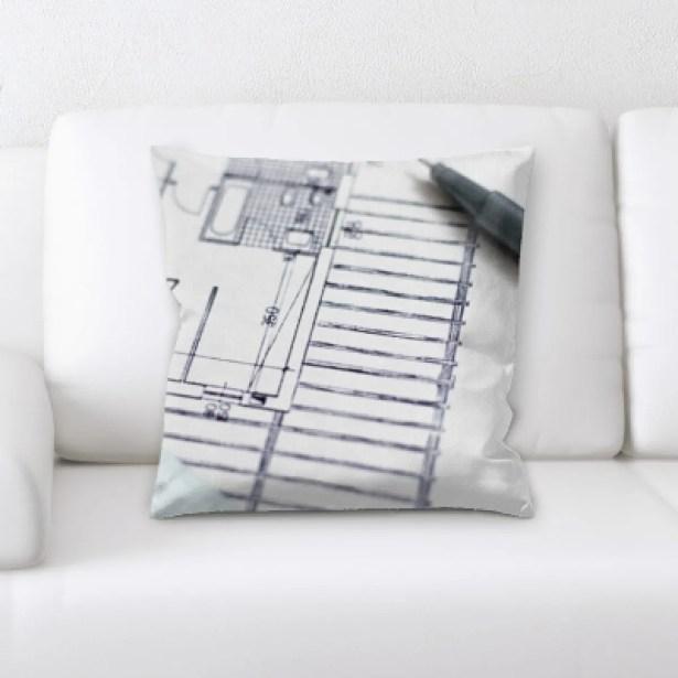 Waldo Throw Pillow