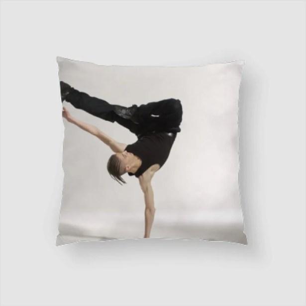 Nugent Dance (4) Throw Pillow