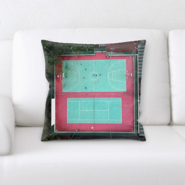 Portrait Style Photography (213) Throw Pillow
