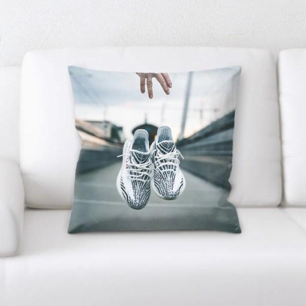 Landis (222) Throw Pillow