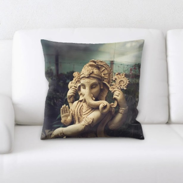 Figueroa Meditation and Calming Moments (43) Throw Pillow