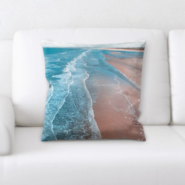 Portrait Style Photography (337) Throw Pillow