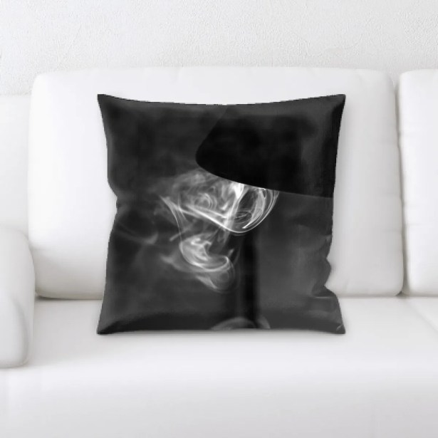 Portrait Style Photography (371) Throw Pillow