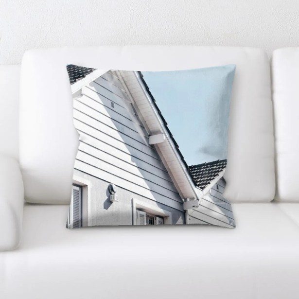 Portrait Style Photography (329) Throw Pillow