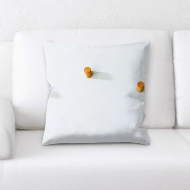 Wall (12) Throw Pillow