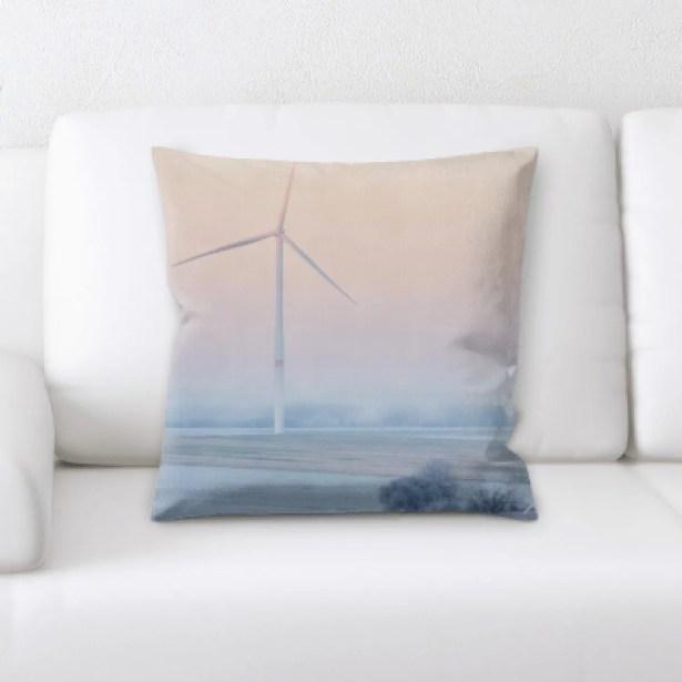 Landrum (125) Throw Pillow