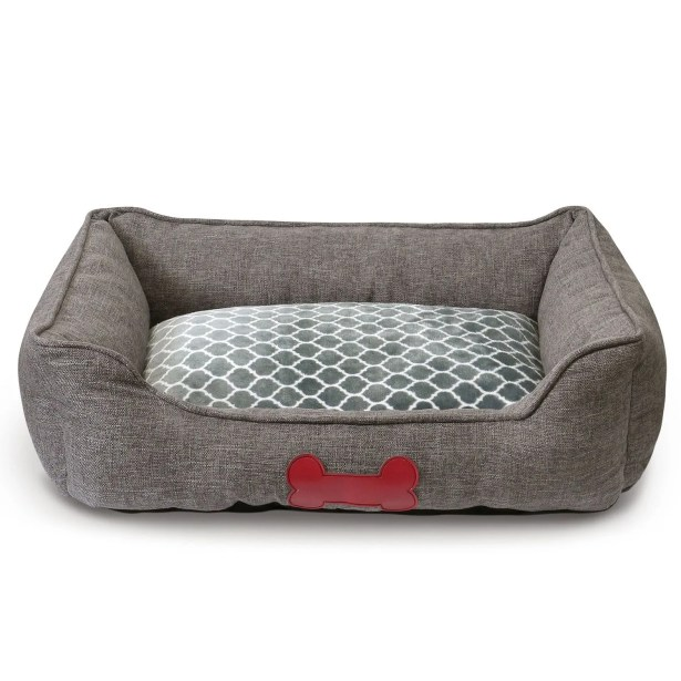 Duboce Pet Bed Premium Bedding Bolster with Inner Cushion Size: 5