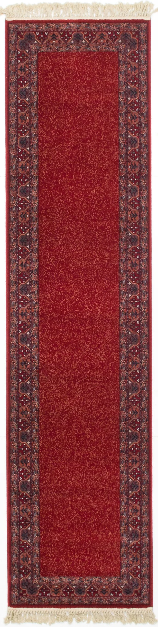 Hailo Red Wool Area Rug